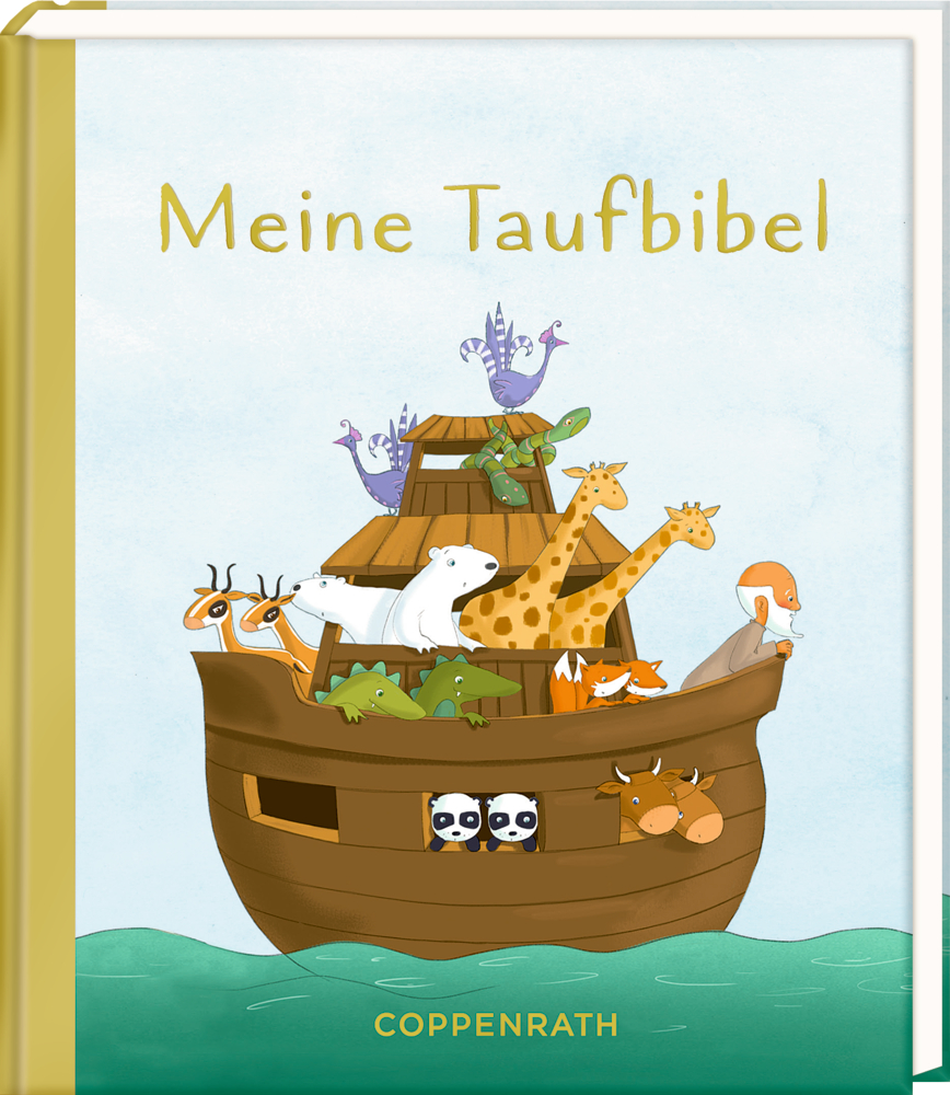 Geschenkbuch: Meine Taufbibel