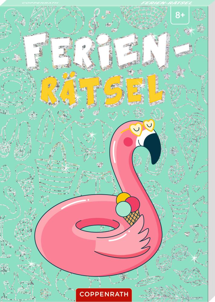 Ferien-Rätsel - Türkis