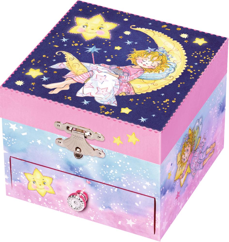 """Spieluhr Prinzessin Lillifee (Stern) """"Guter Mond, ..."""""""