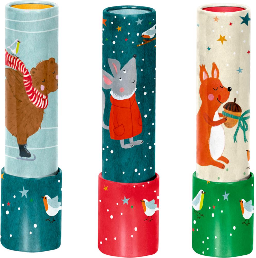 Kaleidoskop - Bärenstarke Weihnachten