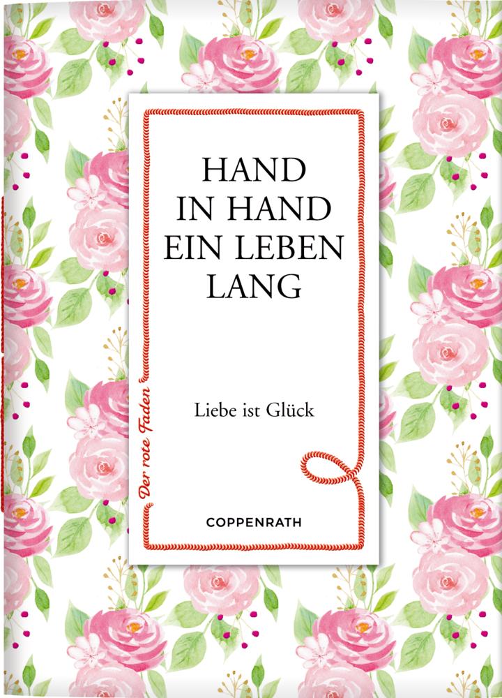 Der rote Faden No.151: Hand in Hand ein Leben lang