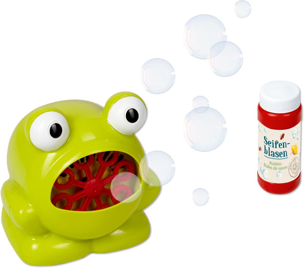 Seifenblasen-Frosch Garden Kids