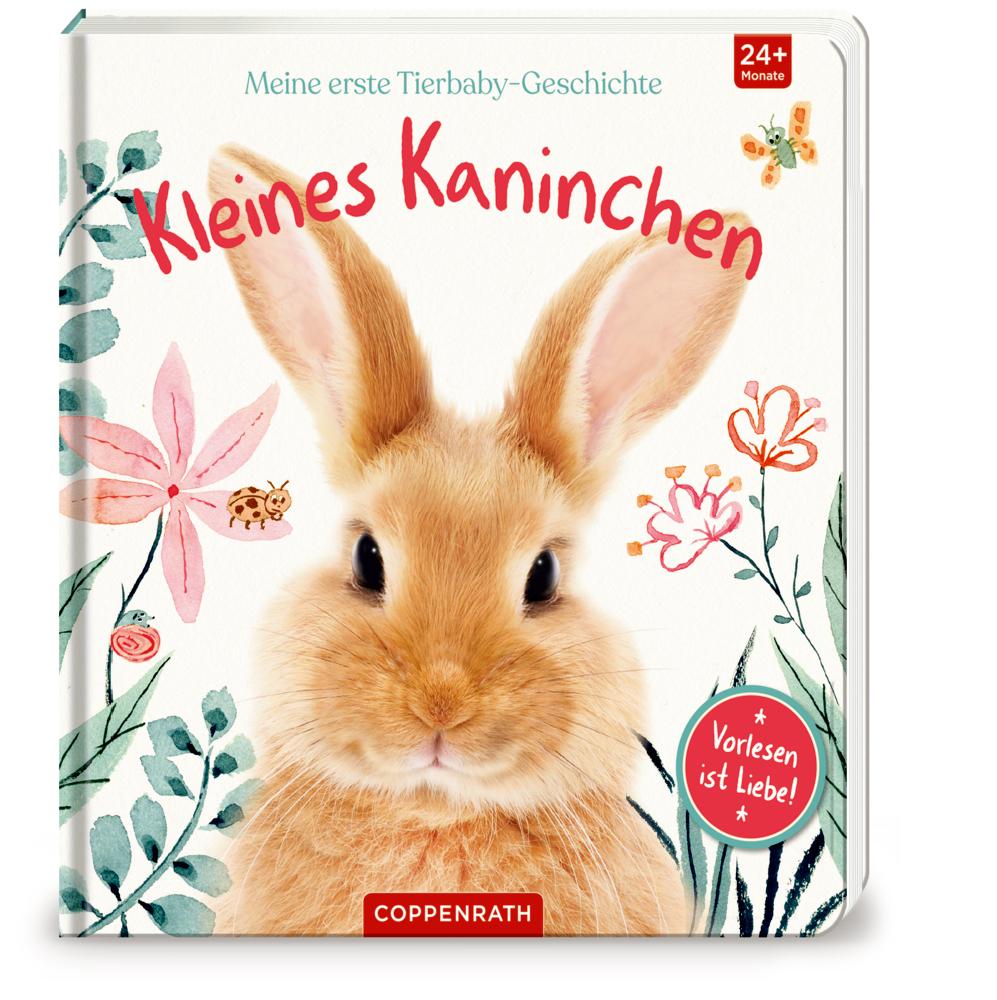 Meine erste Tierbaby-Geschichte: Kleines Kaninchen