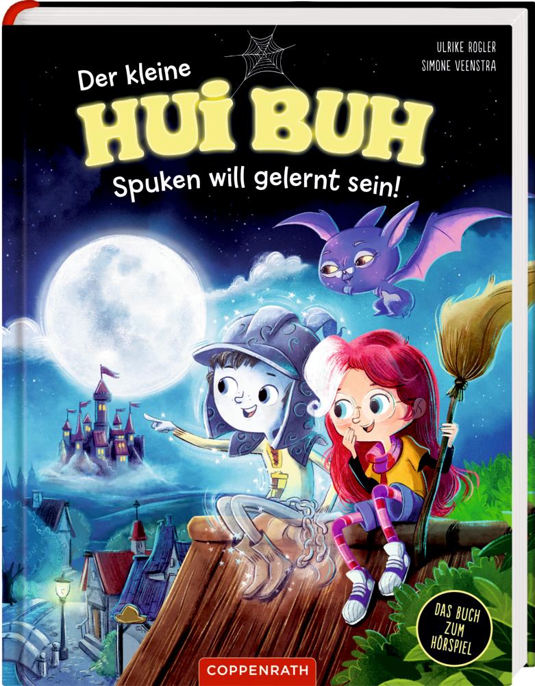 Der kl. Hui Buh (Bd. 2) - Spuken will gelernt sein!