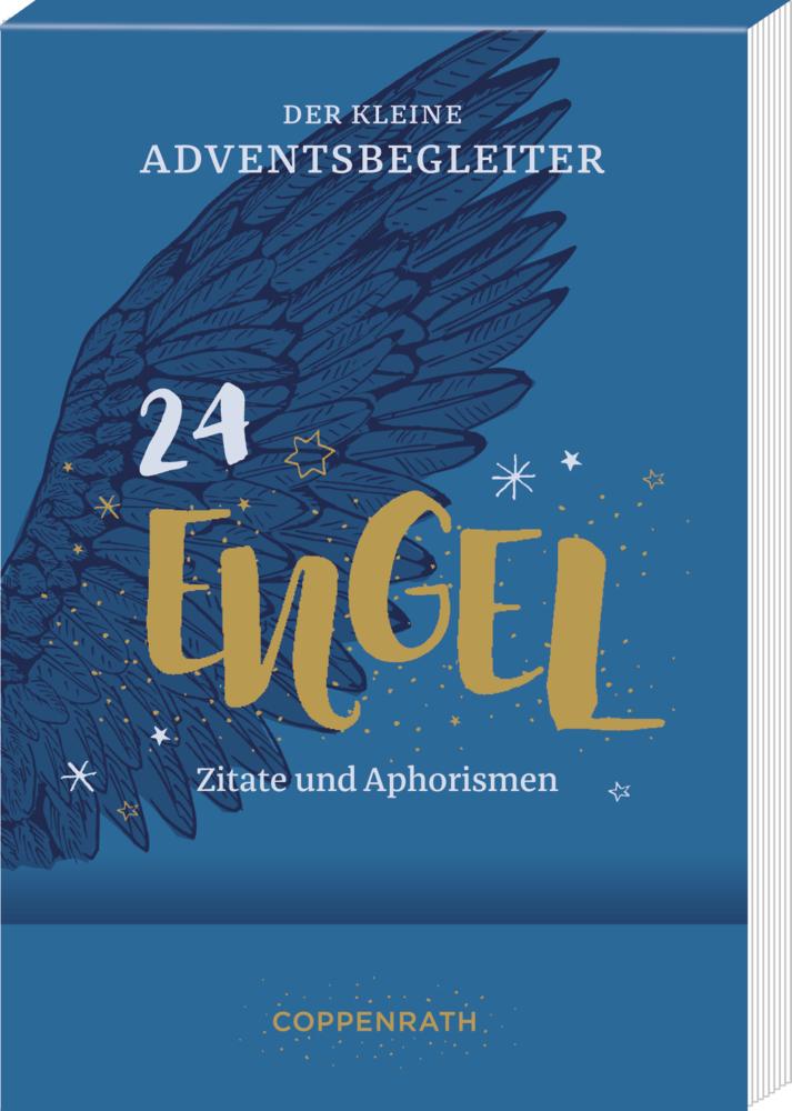 Der kleine Adventsbegleiter Engel, Aufstell-Adventskalender