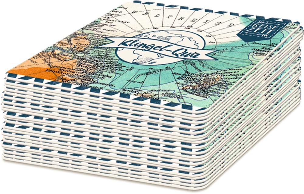 """Klingel-Quiz """"Weltreise"""" Reisezeit"""