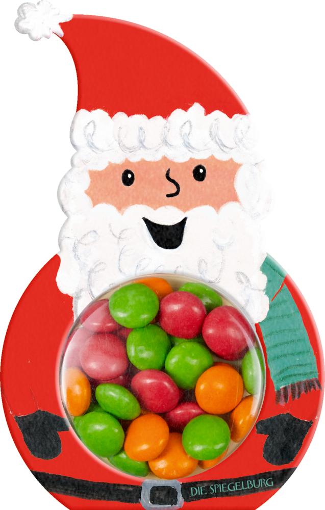 Schokolinsen - Bärenstarke Weihnachten 30 g