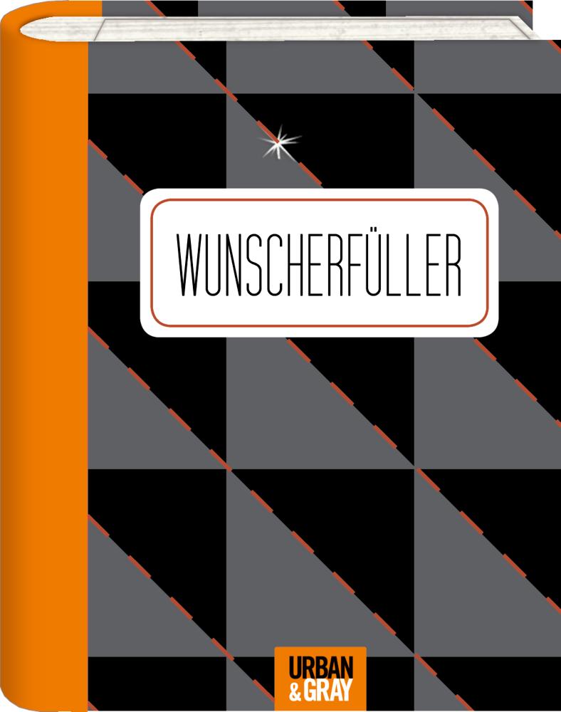 Dreiecke, Wunscherfüller im Buchformat Urban&Gray