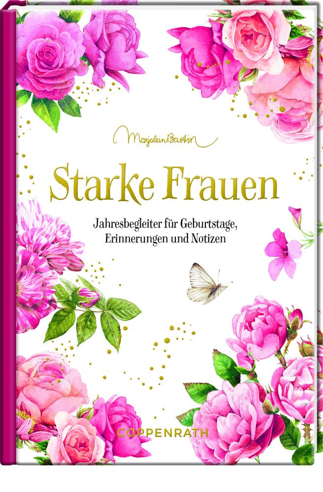 Starke Frauen - Jahresbegleiter (M.Bastin)