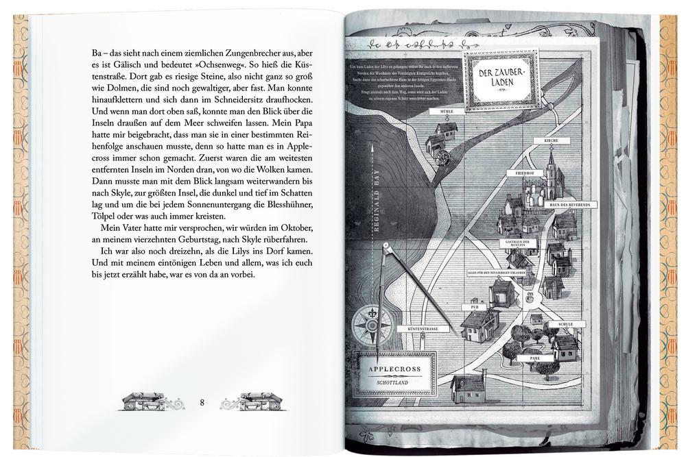 Der Zauberladen von Applecross (Bd.1) - Das geheime Erbe