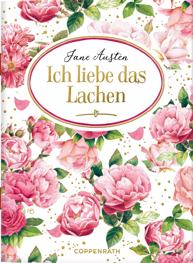 Schöne Grüße: Ich liebe das Lachen - Jane Austen (M. Bastin)