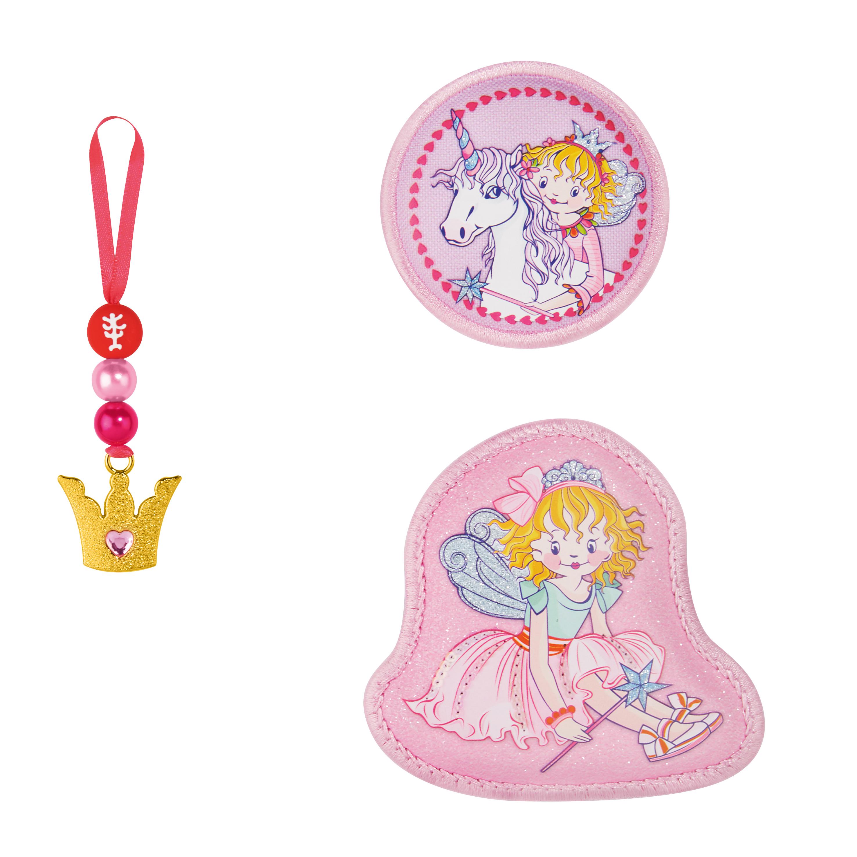 MAGIC MAGS Prinzessin Lillifee (für Ranzen/Rucksäcke von Step by Step)