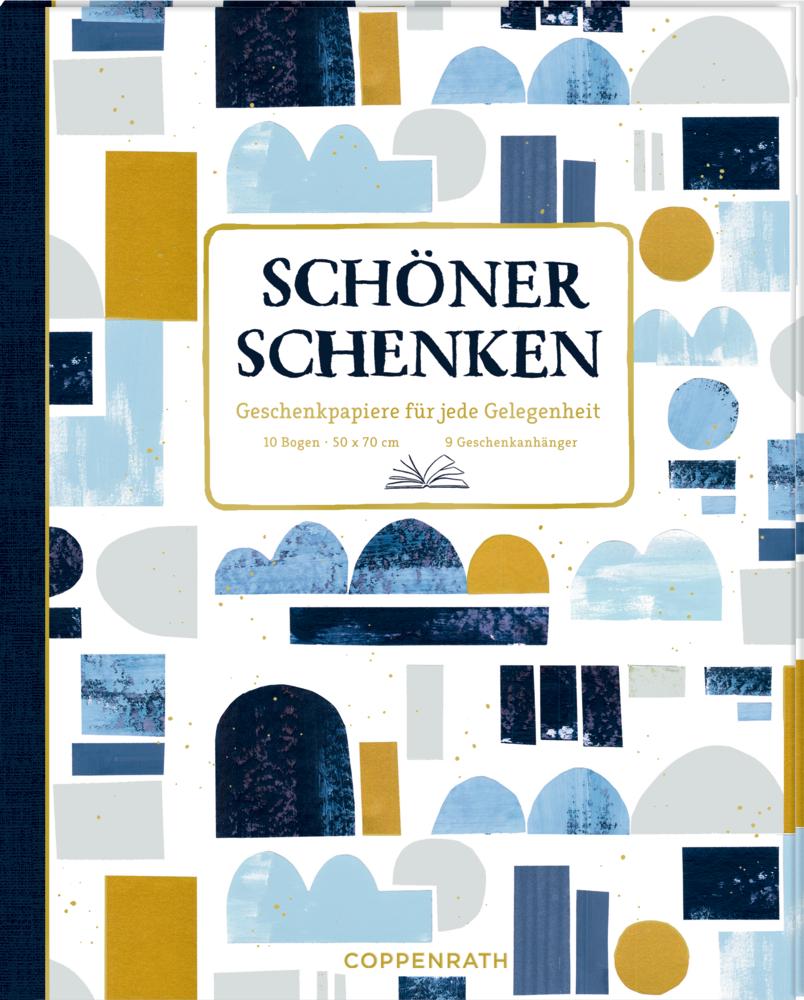 Geschenkpapier-Buch - Schöner schenken (BücherLiebe!)