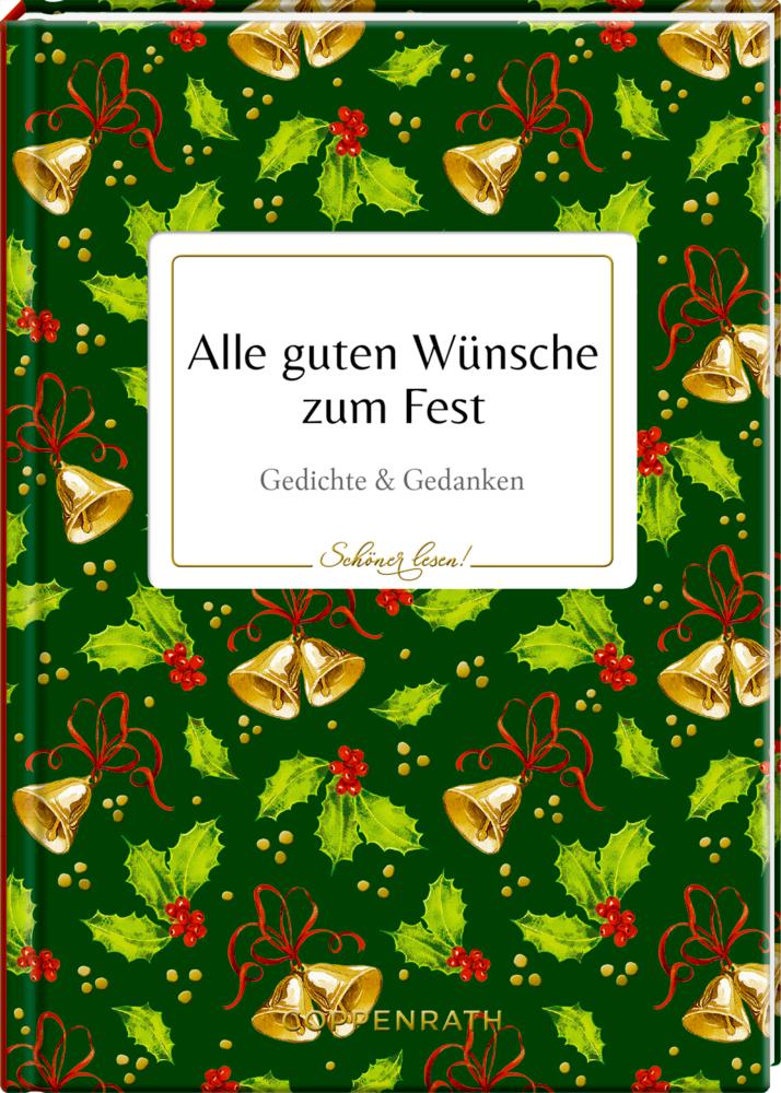 Schöner lesen! No. 14: Alle guten Wünsche zum Fest (Weihnachten)
