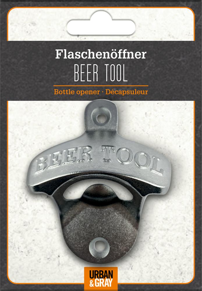 Flaschenöffner BEER TOOL Urban&Gray