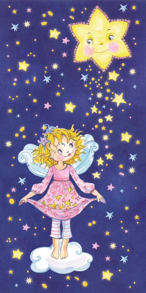 Zauberhandtuch Prinzessin Lillifee (Stern)