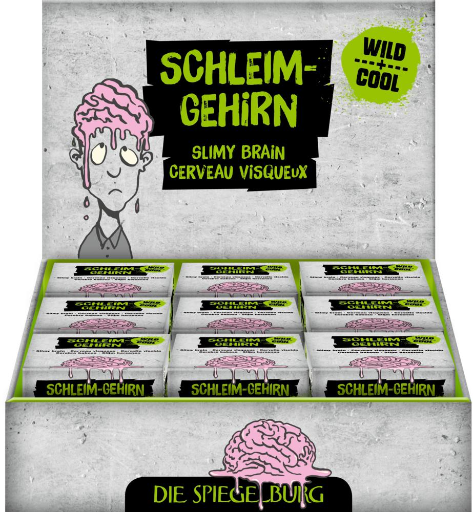 Schleim-Gehirn Wild+Cool