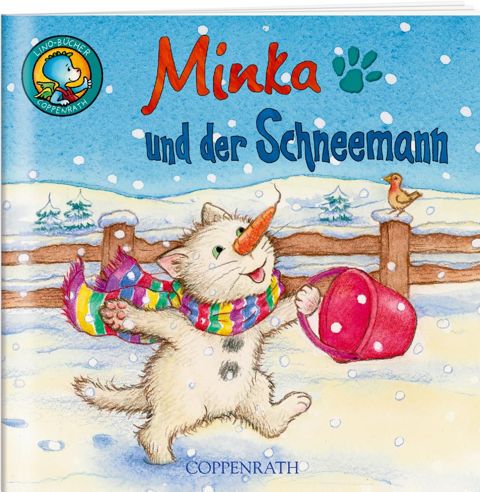 Mein Adventskalender - Mit 24 Lino-Büchern, Buch-Adventskal.