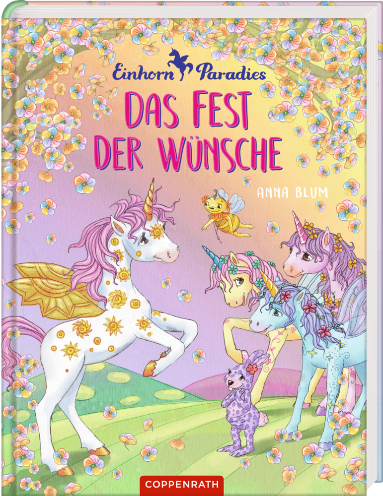 Einhorn-Paradies (Bd. 3) - Das Fest der Wünsche