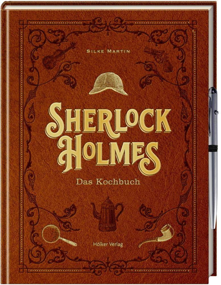Sherlock Holmes - Das Kochbuch