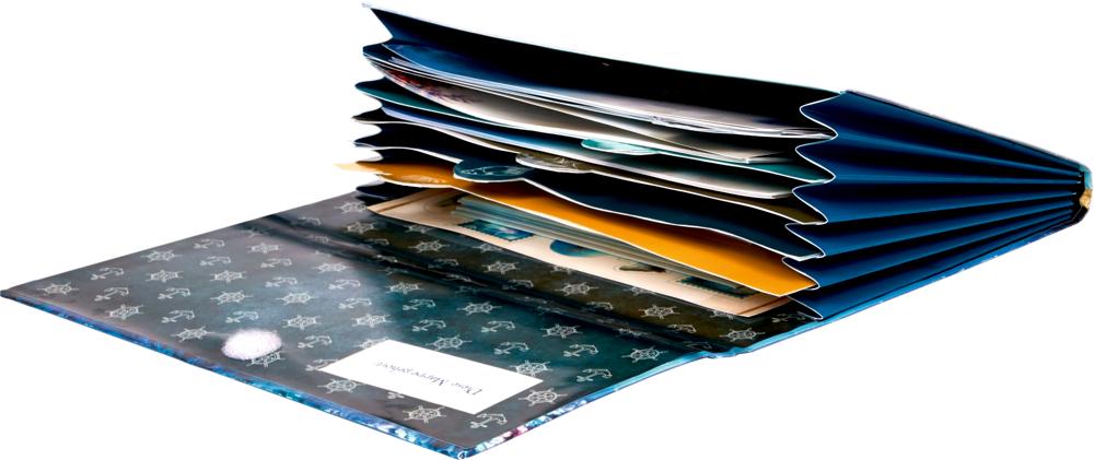 Briefpapier-Set Rulantica