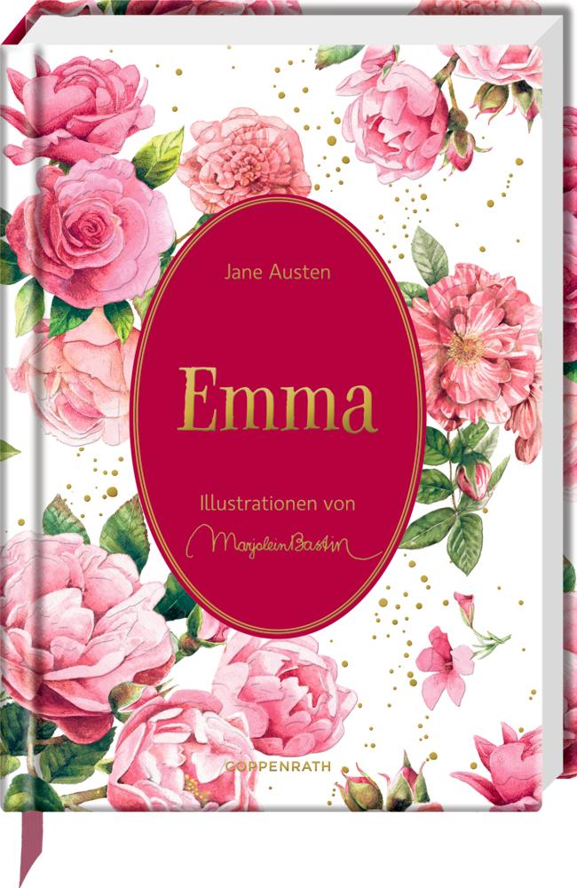 Schmuckausgabe (M. Bastin): Jane Austen, Emma