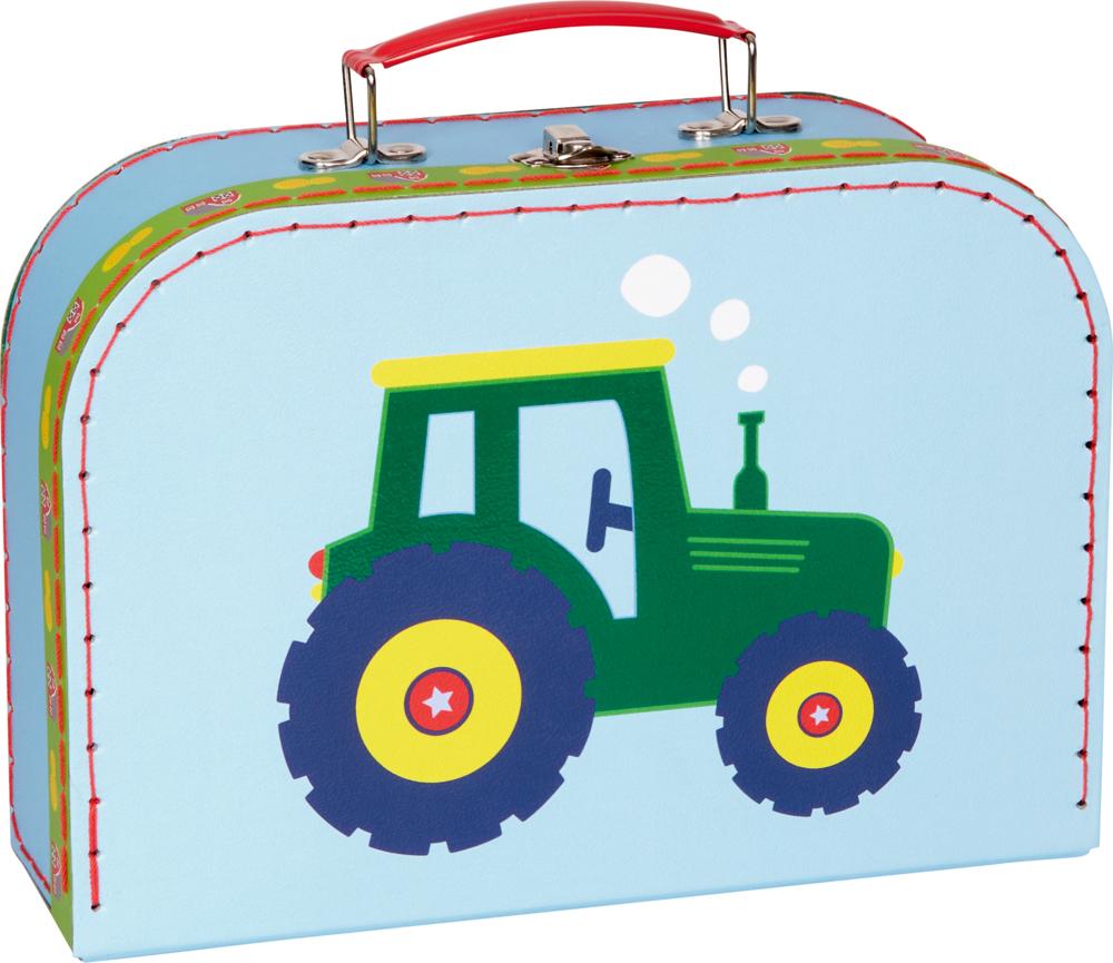 Großer Spielkoffer Traktor (Wenn ich mal groß bin)