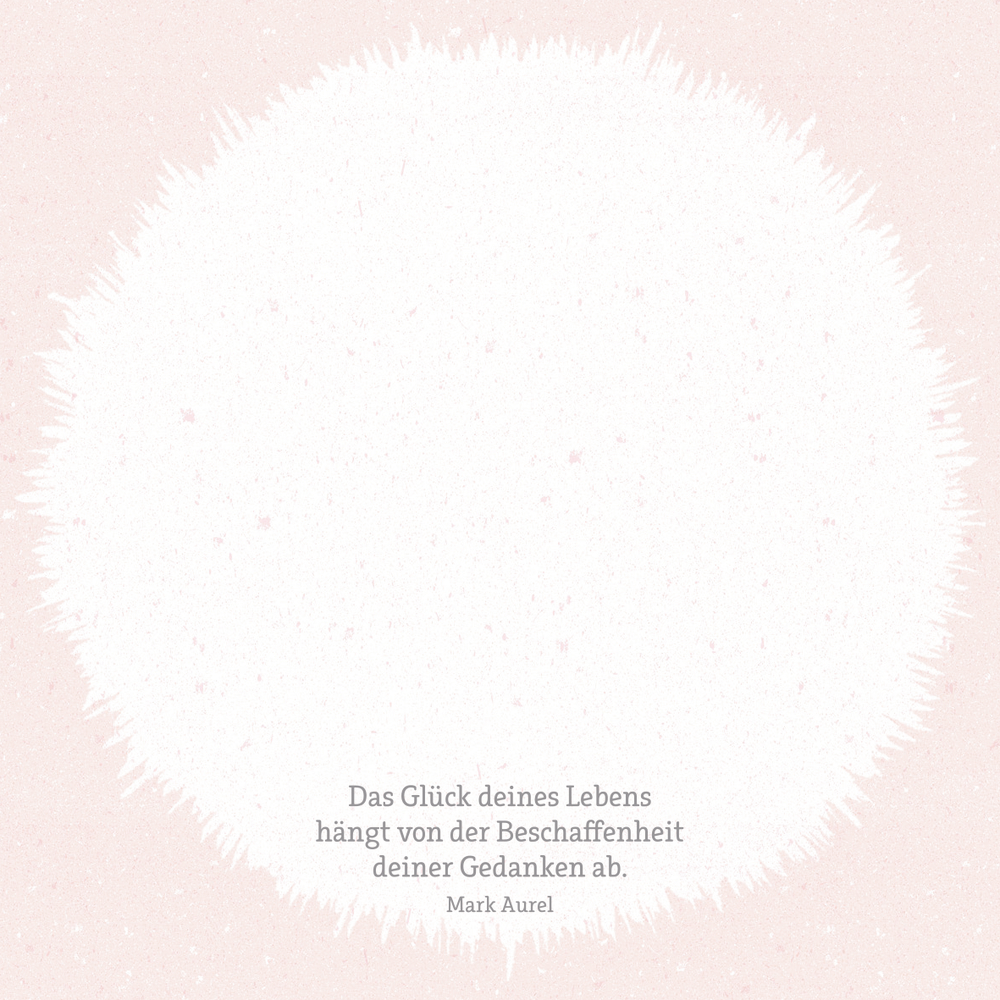 Zettelbox - Einfach schön notiert (All about rosé)