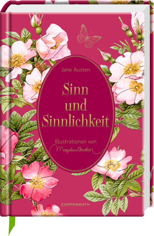 Schmuckausgabe (M. Bastin): Jane Austen, Sinn u.Sinnlichkeit