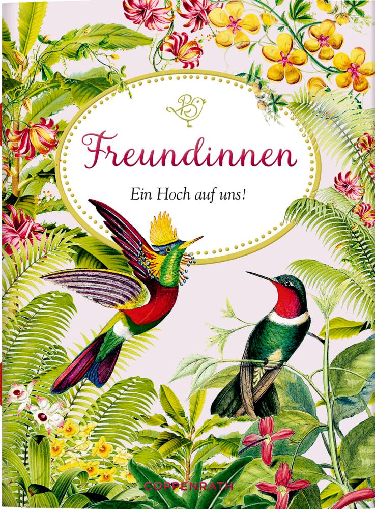 Schöne Grüße: Freundinnen - Ein Hoch auf uns! (B.Behr)