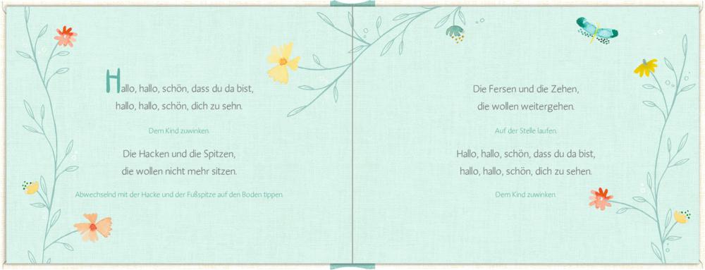 Geldkuvert-Geschenkbuch - Alles Liebe zur Geburt