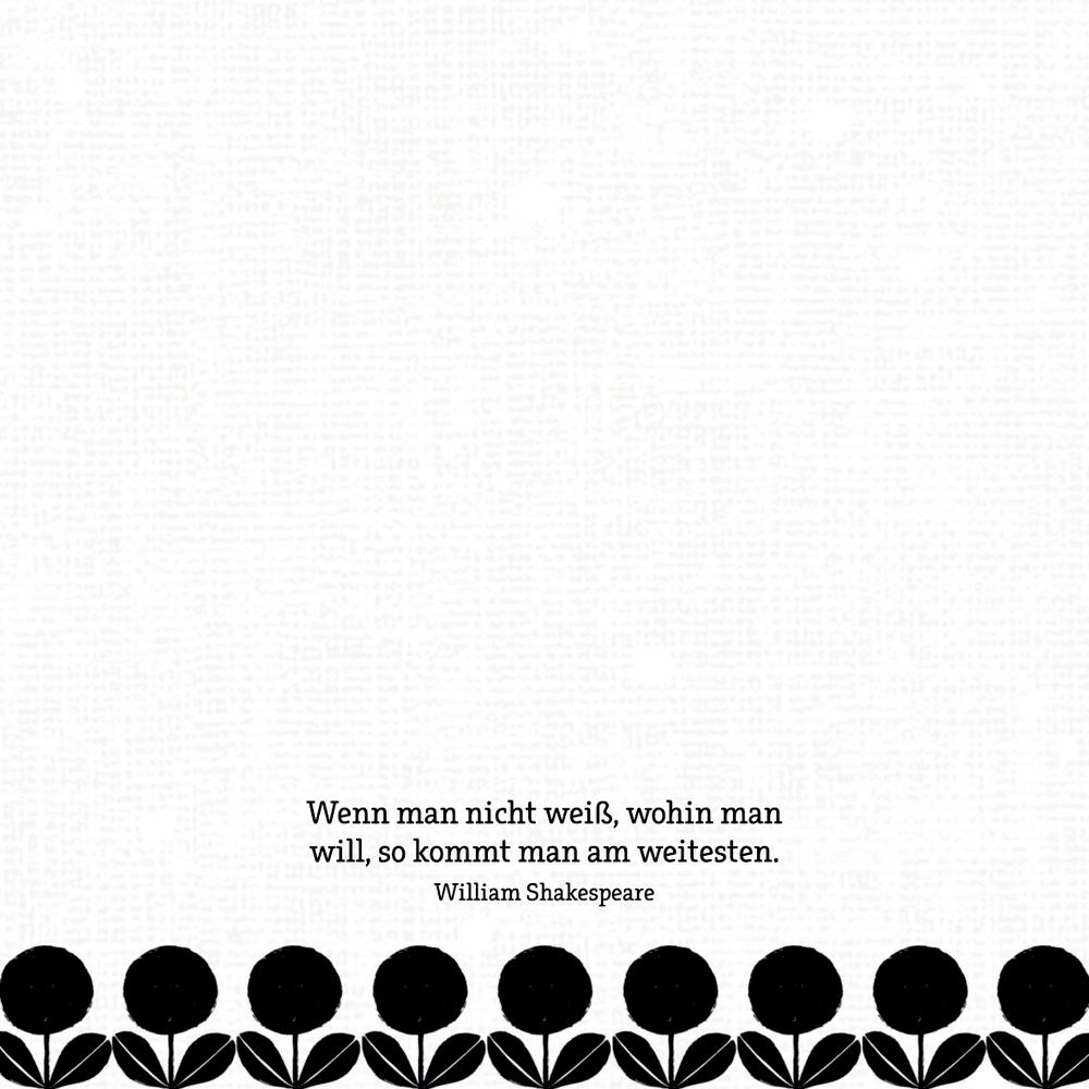Zettelkästchen Einfach schön notiert - All about black&white