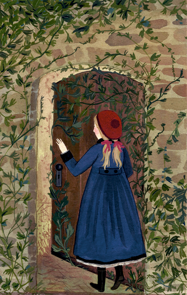 Der geheime Garten (F.H. Burnett)