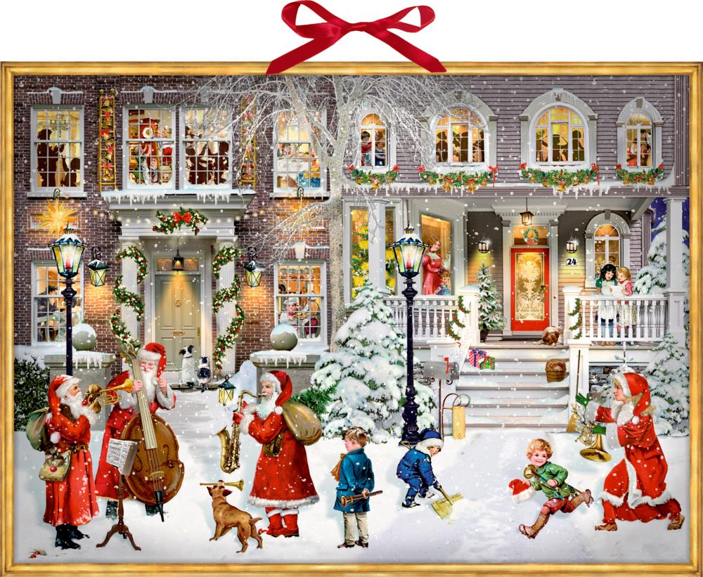 Having a wonderful Christmas Time - Sound-Adventskalender (Behr)