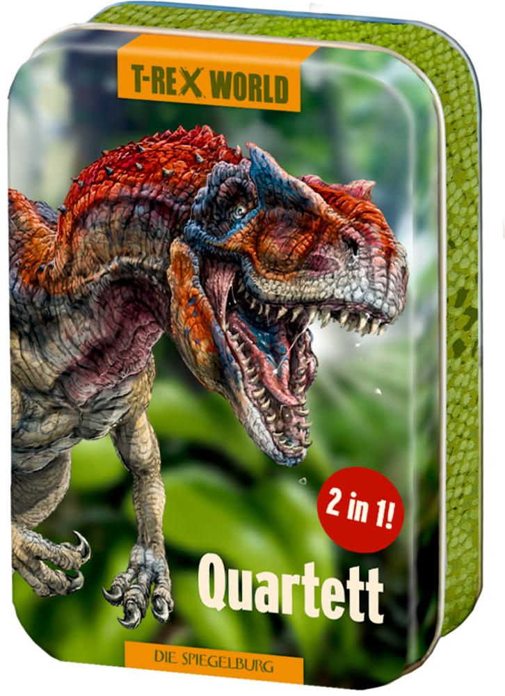 Quartett T-Rex World