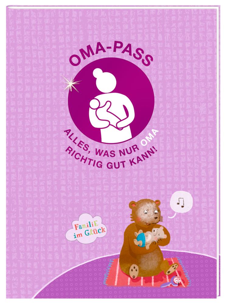 Oma-Pass - Alles, was nur OMA richtig gut kann!