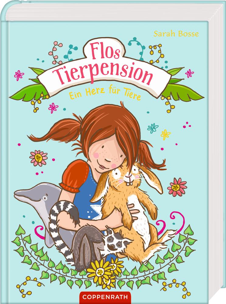 Flos Tierpension - Ein Herz für Tiere (Sammelband)