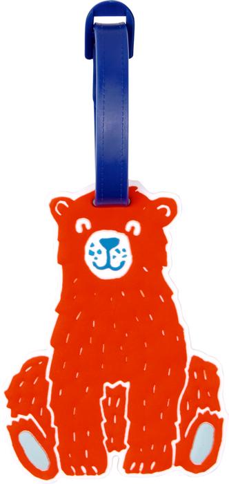Bär, Kofferanhänger Reisezeit Kids