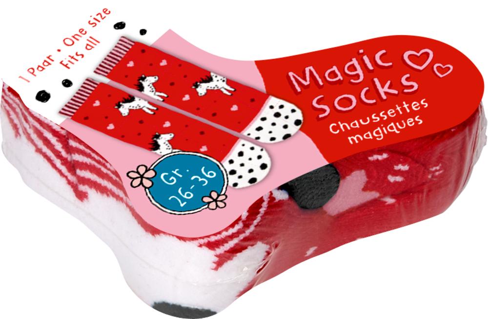 Magic Socks Lotti & Dotti, one size (Gr.26-36)