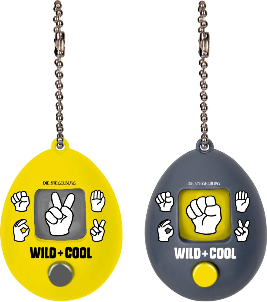"""Spiel """"Schere, Stein, Papier"""" Wild + Cool"""