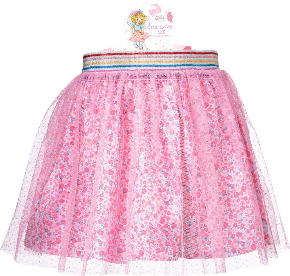 Prinzessinnen-Rock Prinzessin Lillifee, one size (ca. 3-5 Jahre)