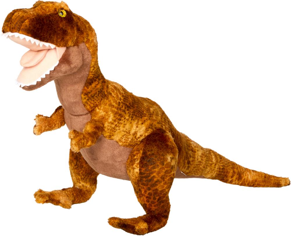 T-Rex (aus Plüsch)