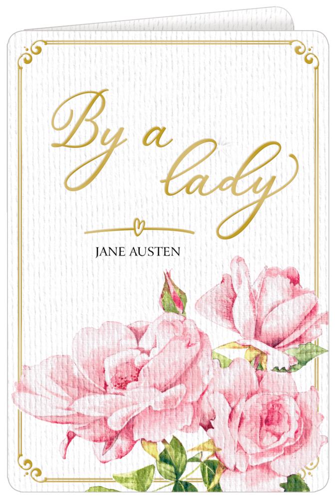 Grußkarte mit Kuvert - Marjolein Bastin / Jane Austen