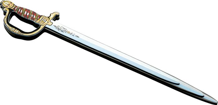 Schwert, Krone - LIONTOUCH