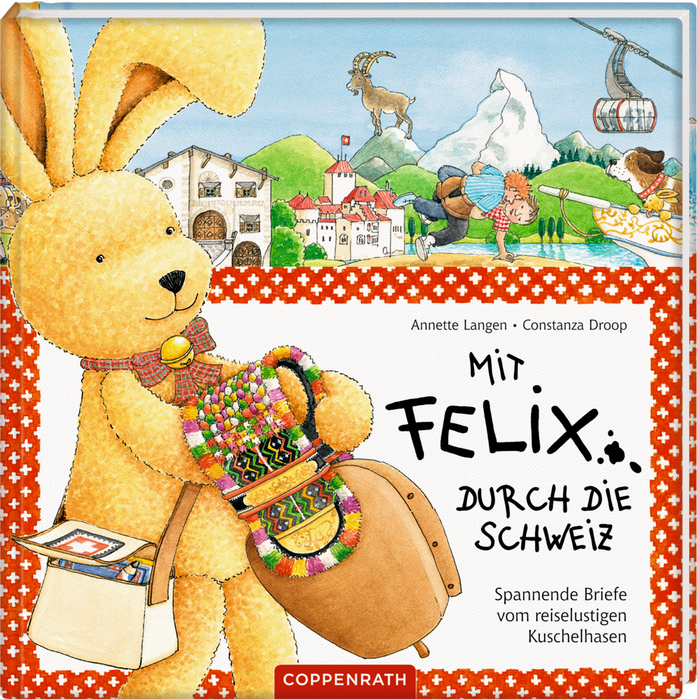Mit Felix durch die Schweiz