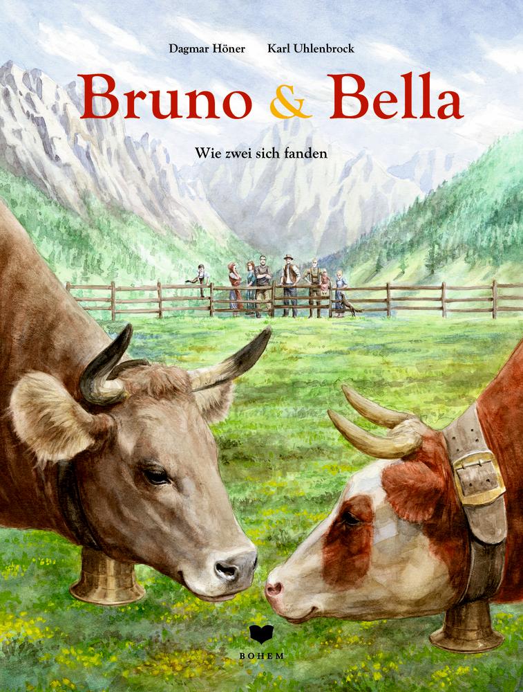 Bella & Bruno - Wie zwei sich fanden