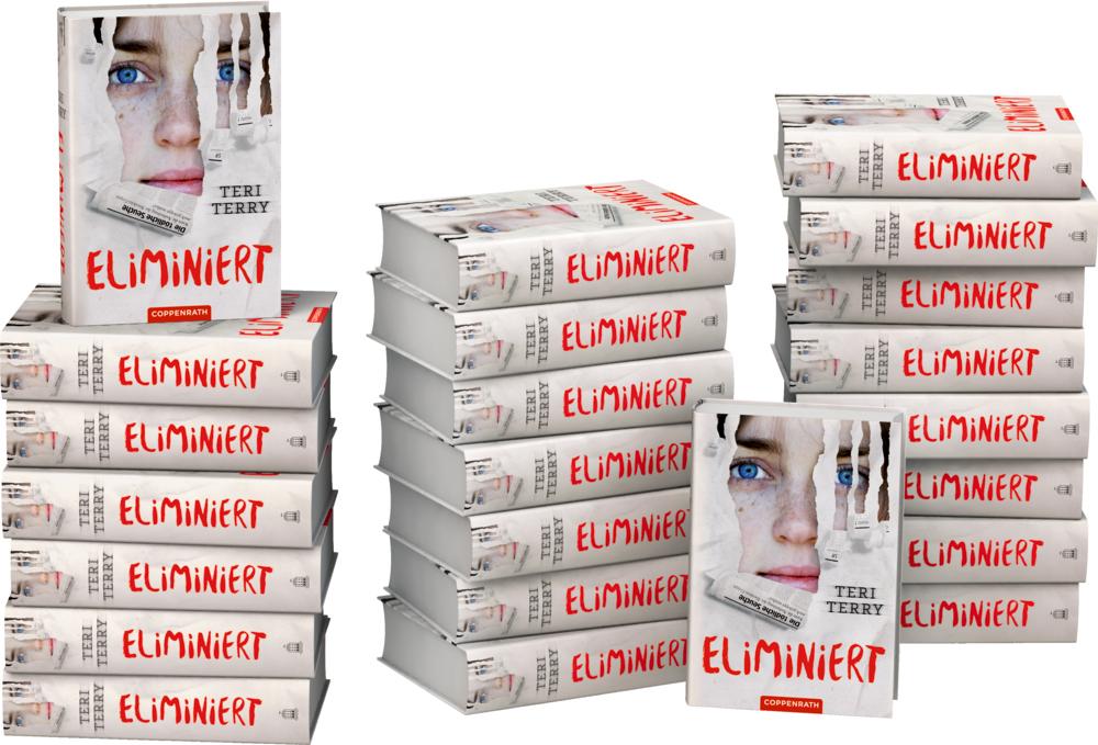 "Eliminiert (""Infiziert""-Trilogie Bd. 3)"