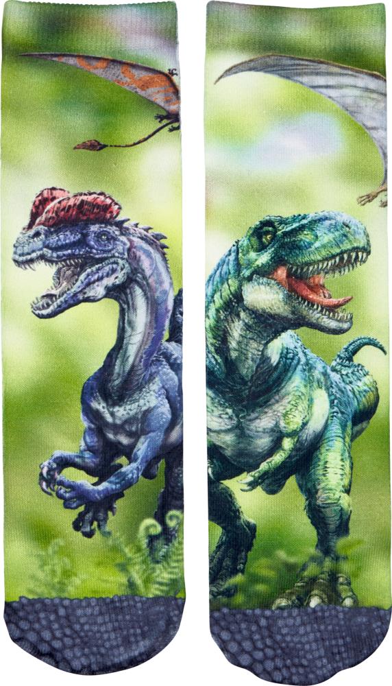 Socken T-Rex World, one size (Gr. 26-36)