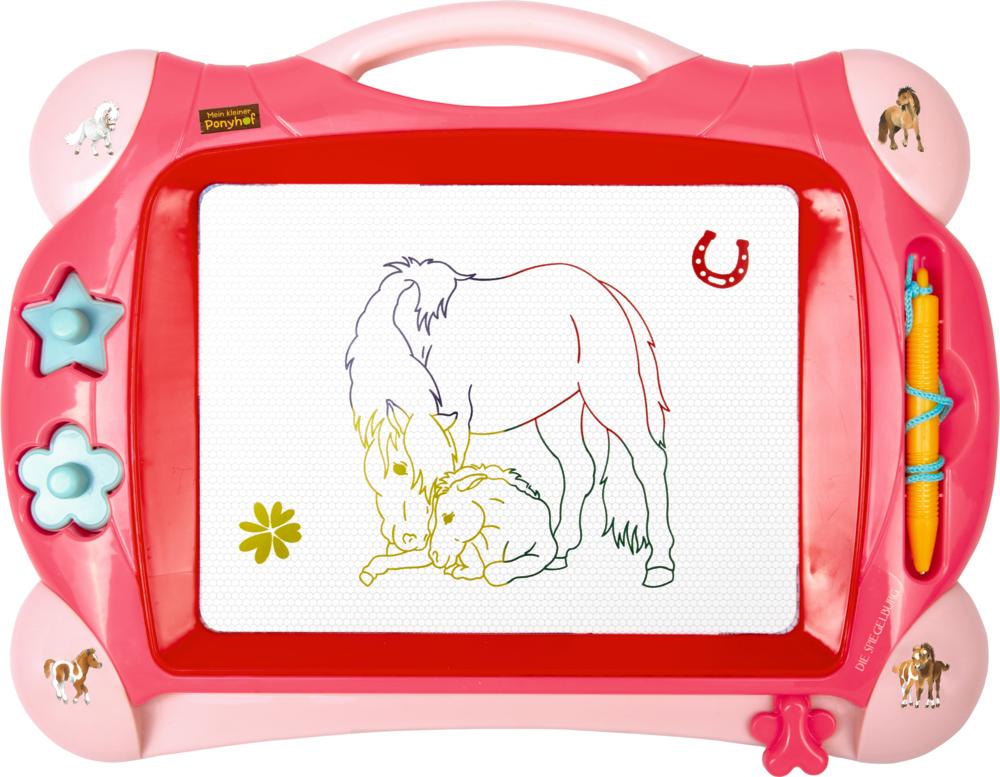 Zaubermaltafel Mein kleiner Ponyhof