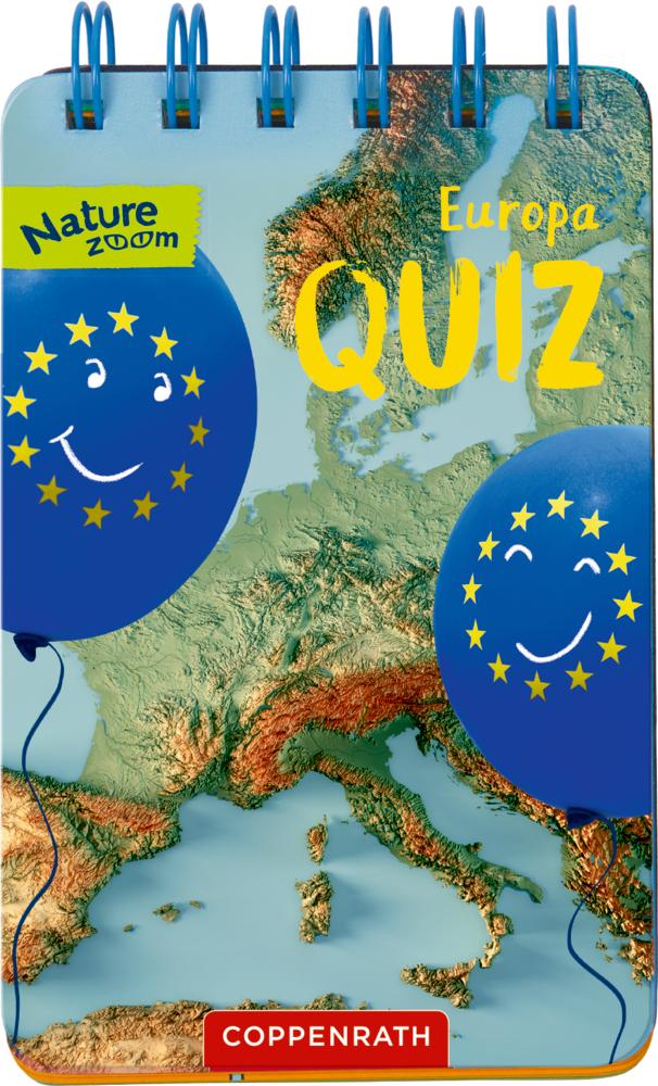 Europa-Quiz (Nature Zoom)